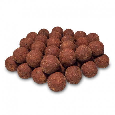 Boilies Anchovy Red